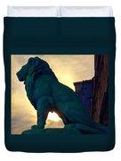 Louve Lion Duvet Cover
