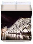 Louvre Museum 4 Art Duvet Cover