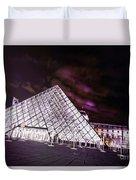 Louvre Museum 5 Art Duvet Cover