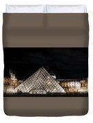 Louvre Museum 6 Art Duvet Cover