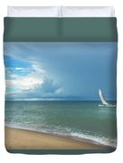 Love And Serenity Duvet Cover