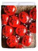 Love Bug Duvet Cover