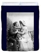 Love, C1890 Duvet Cover