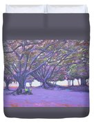 Love In Lal Bagh 4 Duvet Cover