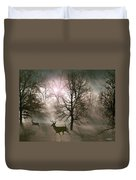 Love In The Wild Duvet Cover