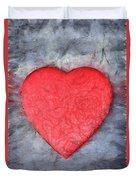 Love Pencil Duvet Cover