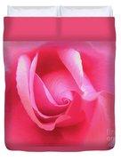 Love Pink Duvet Cover