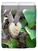 Love Revealed Duvet Cover