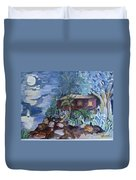 Love Shack Duvet Cover
