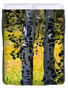 Love Trees Duvet Cover