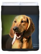 Loveable Hound Duvet Cover