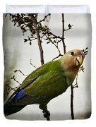 Lovebird  Duvet Cover
