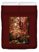 Lovely Autumn Tree Duvet Cover