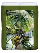 Lovely Bunch Of Coconuts Duvet Cover