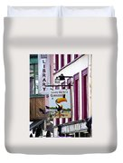 Lovely Day For A Guinness Macroom Ireland Duvet Cover