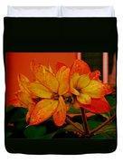 Lovely Flowers1 Duvet Cover