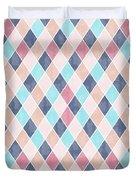 Lovely Geometric Pattern Vi Duvet Cover