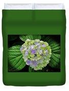 Lovely Hydrangea Duvet Cover