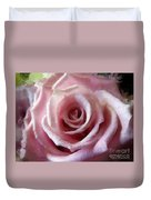 Lovely In Pink Duvet Cover