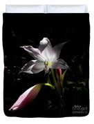 Lovely Lilies Partners Duvet Cover