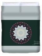 Lovely Lotus Duvet Cover