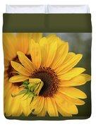 Lovely Sunflowers Duvet Cover