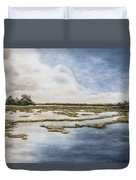 Low Country II Duvet Cover