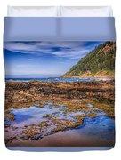 Low Tide Duvet Cover