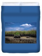 Low Tide Iv Duvet Cover