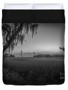 Lowcountry Ghost Duvet Cover