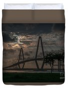 Lowcountry Grace Duvet Cover