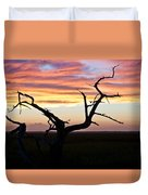 Lowcountry Sunset Duvet Cover