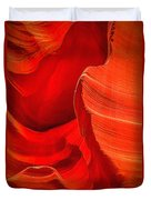 Lower Canyon 21 Duvet Cover