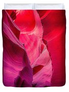 Lower Canyon 25 Duvet Cover