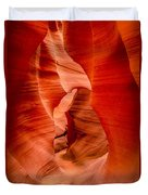 Lower Canyon 34 Duvet Cover
