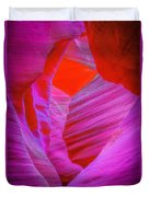 Lower Canyon 39 Duvet Cover