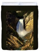 Lower Falls 2 Duvet Cover