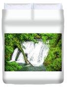 Lower Falls 4 Duvet Cover