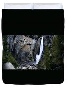 Lower Falls Duvet Cover