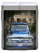Lower Ford Truck Duvet Cover