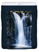 Lower Johnson Falls 3 Duvet Cover