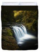 Lower Punchbowl Falls 1 Duvet Cover