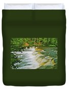 Lower Tahquamenon 6200 Duvet Cover