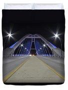 Lowery Street Bridge Duvet Cover