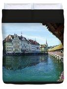Lucerne 3 Duvet Cover