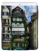 Lucerne 4 Duvet Cover