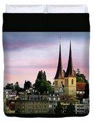 Lucerne 8 Duvet Cover