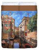Luci A Venezia Duvet Cover