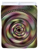 Lucid Hypnosis Abstract Wall Art Duvet Cover