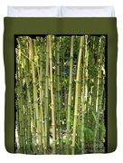 Lucky Bamboo Duvet Cover